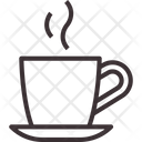 Espresso Cup Hot Coffee Tea Icon