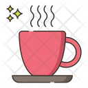 Espresso Cup Hot Tea Icon