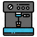 Espresso Machine Coffee Icon