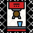Espresso Machine Coffee Icon
