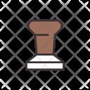 Espresso tamper Icon
