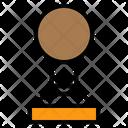 Espresso temper Icon