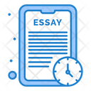 Essay Time Icon