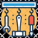 Garage Tools Hammer Icon