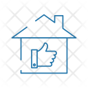Favorite house Icon