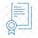 Document Estate Property Icon