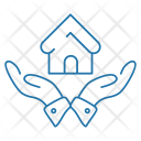 Home Safe Insurance Icon