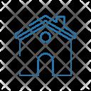 Dog House Estate Icon