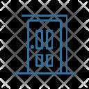 Door Entry Gate Icon