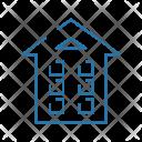 House Estate Lodge Icon
