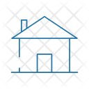 Hut Home Estate Icon