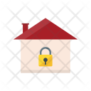 House Locked Estate Icon