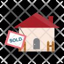 Property Sold Estate Icon