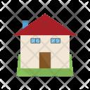 Home Estate House Icon