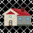 Villa Property Estate Icon