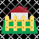 Villa Home Estate Icon