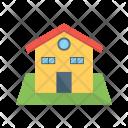 Property House Estate Icon