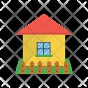 Village House Estate Icon