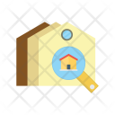 Search Property Found Icon