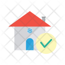 Finalize House Clean Icon