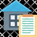 Estate Agreement House Icon