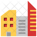 Building Architecture City Icon