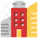 Building Architecture Estate Icon