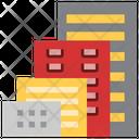 Building Estate City Icon