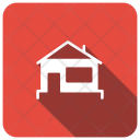 Estate Real House Icon