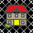 Estate Apartment Home Icon