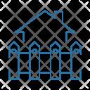 Villa Estate Property Icon