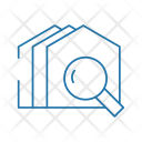 Search House Resident Icon