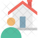 Property Agent Estate Agent Homeowner Icon