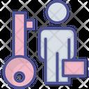 Estate Broker Icon