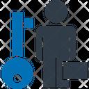 Estate Broker Homeowner Landlord Icon