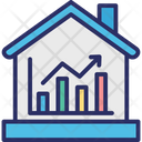 Estate Business Estate Economics Property Value Icon