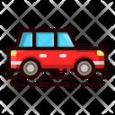 Estate Car Icon