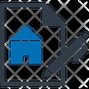 Estate Contract Icon
