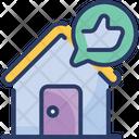 Real Estate Feedback Home Favorite Icon