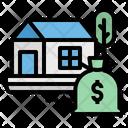 Estate Money Icon