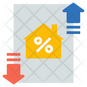 Estate Property Price Icon