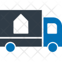 Estate Vehicle Commercial Delivery Delivery Truck Icon