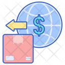 Estimated Import Fees International Delivery Charge Delivery Charge Icon