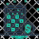 Estimates Calculation Editable Icon