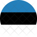 Estonia Flag World Icon