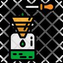 Ethanol Exatraction Cannabis Icon