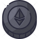 Eth Ethereum Crypto Icon