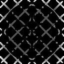 Ethereum Eth Cube Icon