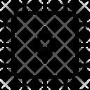 Ethereum Chip Icon