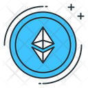 Ethereum Coin Ethereum Money Icon